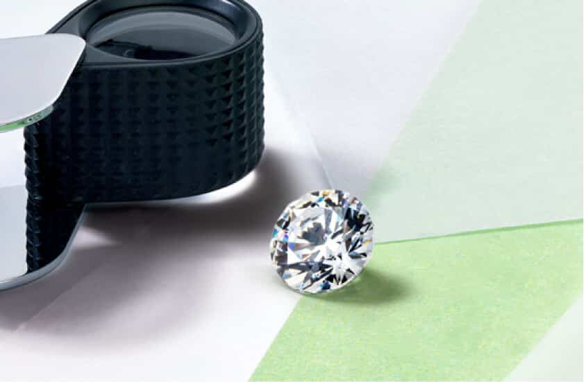 Singapore Love Ring With Diamond