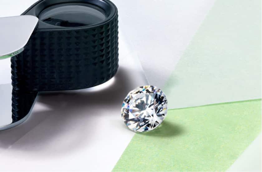 Diamond 4Cs Cut